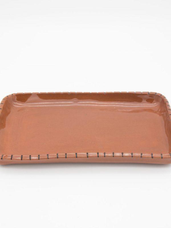 "Oρθογώνιο πιάτο ""Mexico"""