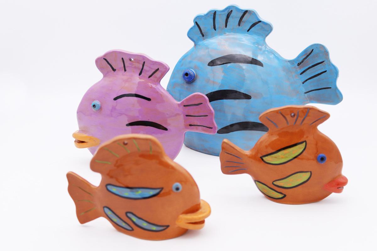 Ψάρια 3D διακοσμητικά